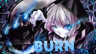 「AMV」Anime Mix- Burn