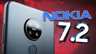 Обзор Nokia 7.2 – когда и красиво, и недорого