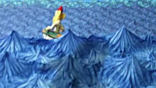 北の海の小さな入り江に1人で住む漁師、ライミ。彼は、いつも網を破る...