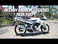 BEDAH MOTOR LANGKA DI INDONESIA | SUZUKI RGR 150 #Motovlog Indonesia