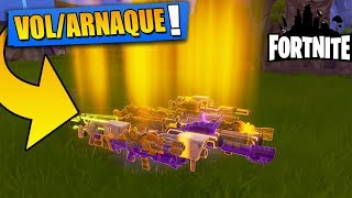 WARNING TO VOLS/ARNAQUES! FORTNITE SAUVER THE WORLD