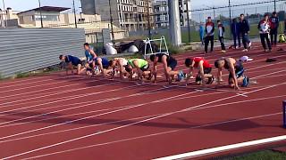 Финал 100 метров, Крым@Евпатория