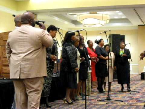 The Blood That Jesus Shed, CDC Mass Choir 2011 Summer Conference 110715