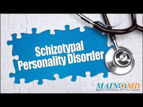 dating schizotypal personality disorder Schizotypal personality disorder pertains to a personality disorder where odd thinking and behaviors, unconventional beliefs, nervousness in social.
