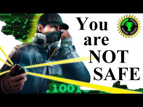 Thumbnail: Game Theory: Watch Dogs Warning! YOU'RE NOT SAFE! (pt. 1)