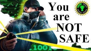 Game Theory: Watch Dogs Warning! YOU'RE NOT SAFE! (pt. 1)(Visit me at SGC! ▻▻ http://www.sgconvention.com/tickets Become a Theorist! ▻▻ http://bit.ly/1qV8fd6 Watch Dogs, or Watch_Dogs should I say, puts you in ..., 2014-07-02T18:18:30.000Z)