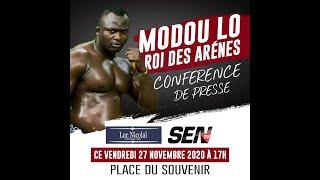 🛑[Direct] Suivez Rendez-vous & la conference de presse de Modou Lo    Vendredi 27  Nov 2020