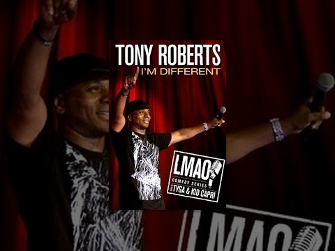 Tony Roberts: I'm Different