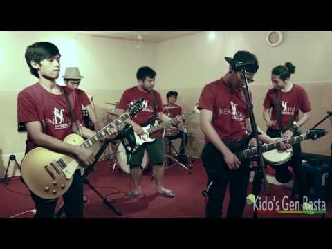 (08) Kido's Gen Rasta #4_Ulah Jalir Janji (Reggae cover) #Audisi Kenduri2016