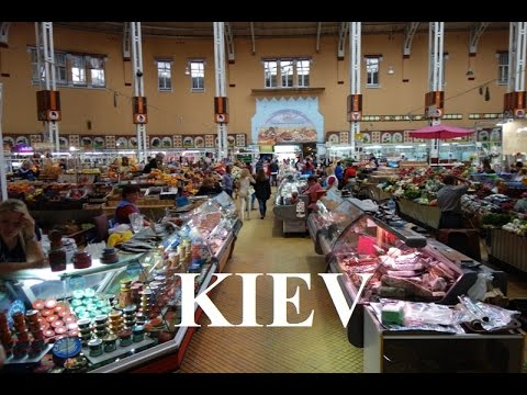 Ukraine/Kiev (Besarabia Market) Part 18