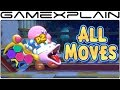 Kirby Star Allies - All Dream Friends' Moves & Combinations + A Special Change (2.0 Update)