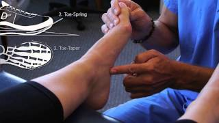 Spread Your Toes™ Series: Plantar Fasciosis (Fasciitis), Conservative Care vs. Conventional Care
