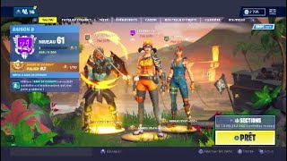 IT WE WATCH THE PROCHAIN SKINS AND FORTNITE!