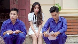Tiểu Thư Phải Lòng Anh Chàng Ở Đợ Mù Chữ Bị Bố Đuổi Ra Khỏi Nhà | Phim Ngắn Cảm Động Gãy TV