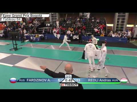 Every Touch From The Bogotá 2017 Grand Prix T64 - T8 (Men's and Women's)