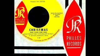 Darlene Love - CHRISTMAS (Baby, Please Come Home)  (Gold Star Studio)  (1963)