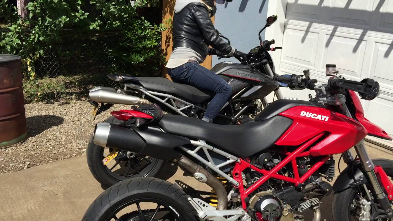 My Wife Rides A Ducati Hypermotard 796 Kfly67 Thewikihow
