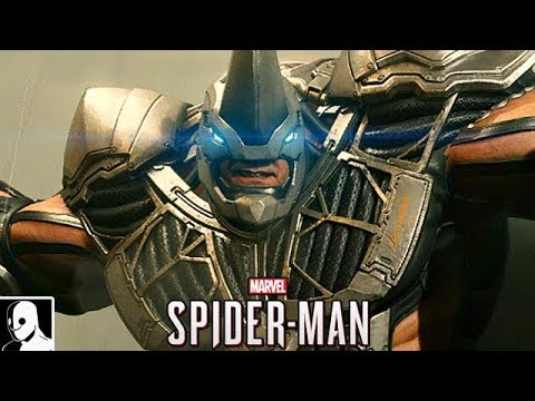 Spider-Man PS4 Gameplay German #42 - Rhino & Scorpion Boss Fight - Lets Play Marvels Spiderman