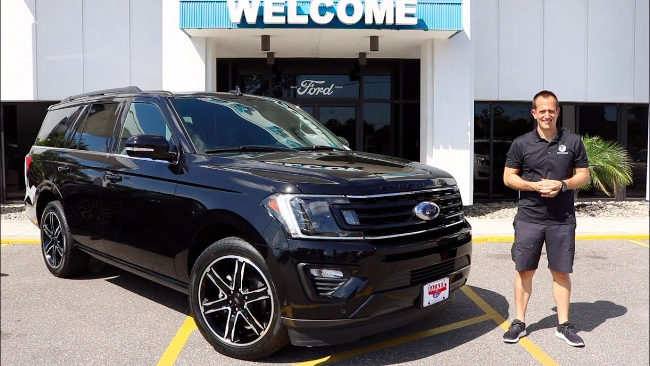 Is The 2019 Ford Expedition Limited Stealth Edition The Ultimate