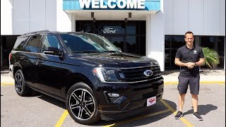 Is the 2019 Ford Expedition Limited Stealth Edition the ULTIMATE family SUV?