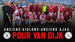 Match des Anciens : les Aiglons et l'Ajax unis pour Van Dijk