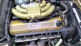 Bmw E30 325i M50 vs. M20 Sound, look, Eisenmann