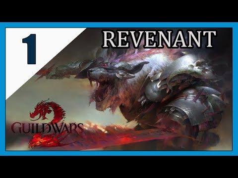 Guild Wars 2. Lets Play. Revenant Part 1. Getting Started