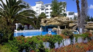 Тунис отели.Royal Azur Thalasso Golf 5*.Обзор
