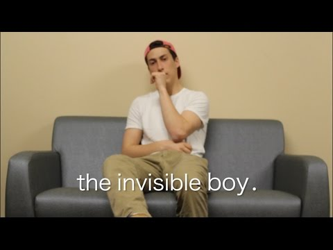 Cool Guy Interviews: the invisible boy