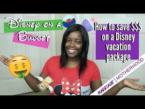 Disney on a Budget | Save $ on booking your Disney world vacation | Debt Free Disney