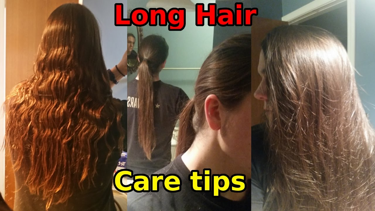styling products for men with long hair hair care tips for 7259 | maxresdefault
