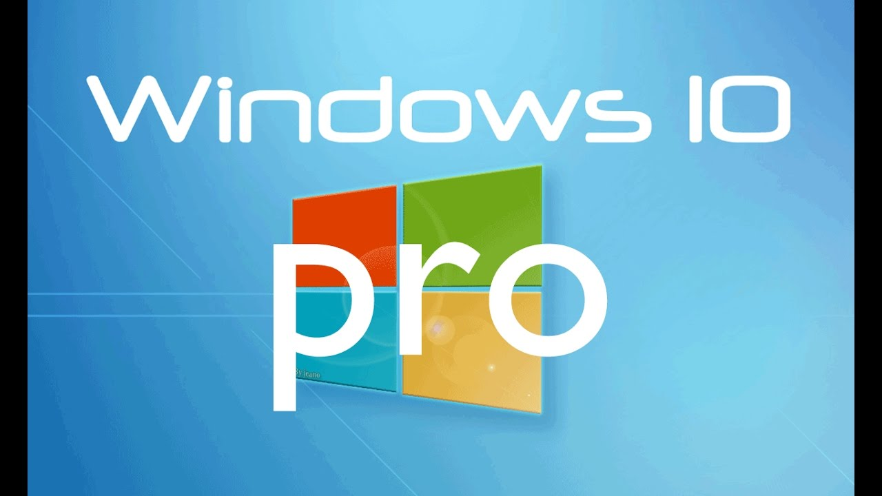 Upgrade From Windows 10 Home to Windows 10 Professional - YouTube