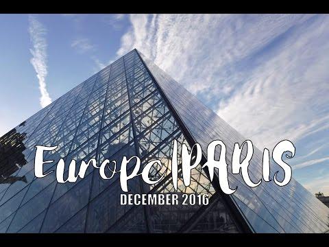 Europe: We were staying in Paris
