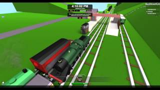 Roblox North Yorkshire Moors Railway Gameplay