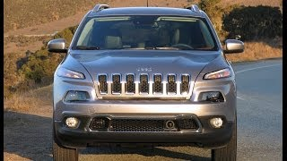 2014 Jeep Cherokee Limited Review and Road Test