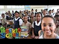 Famtastic Donate School Supplies To Kids Schools  In Jamaica!