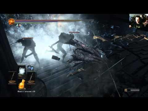 Dark Souls 3 тест заклинаний