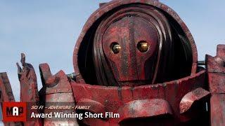 Sci-Fi Short Film ** A CRIMSON MAN ** [ Award Winning ] Adventure Family Movie By Mike Pappa