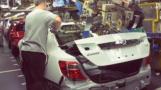Toyota Camry Production thumbnail
