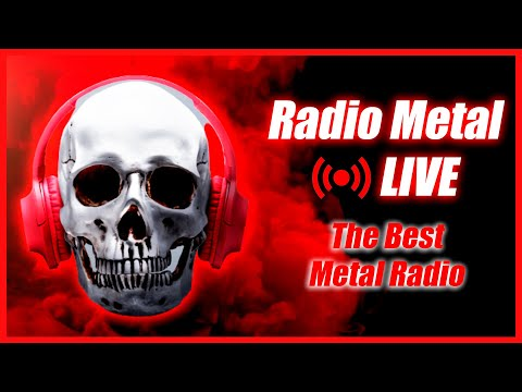 🔴 Live Metal Radio | Best Metal Radio 2021 (Copyright Royalty Free Metal Music)