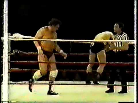 Blackjack brown wrestling