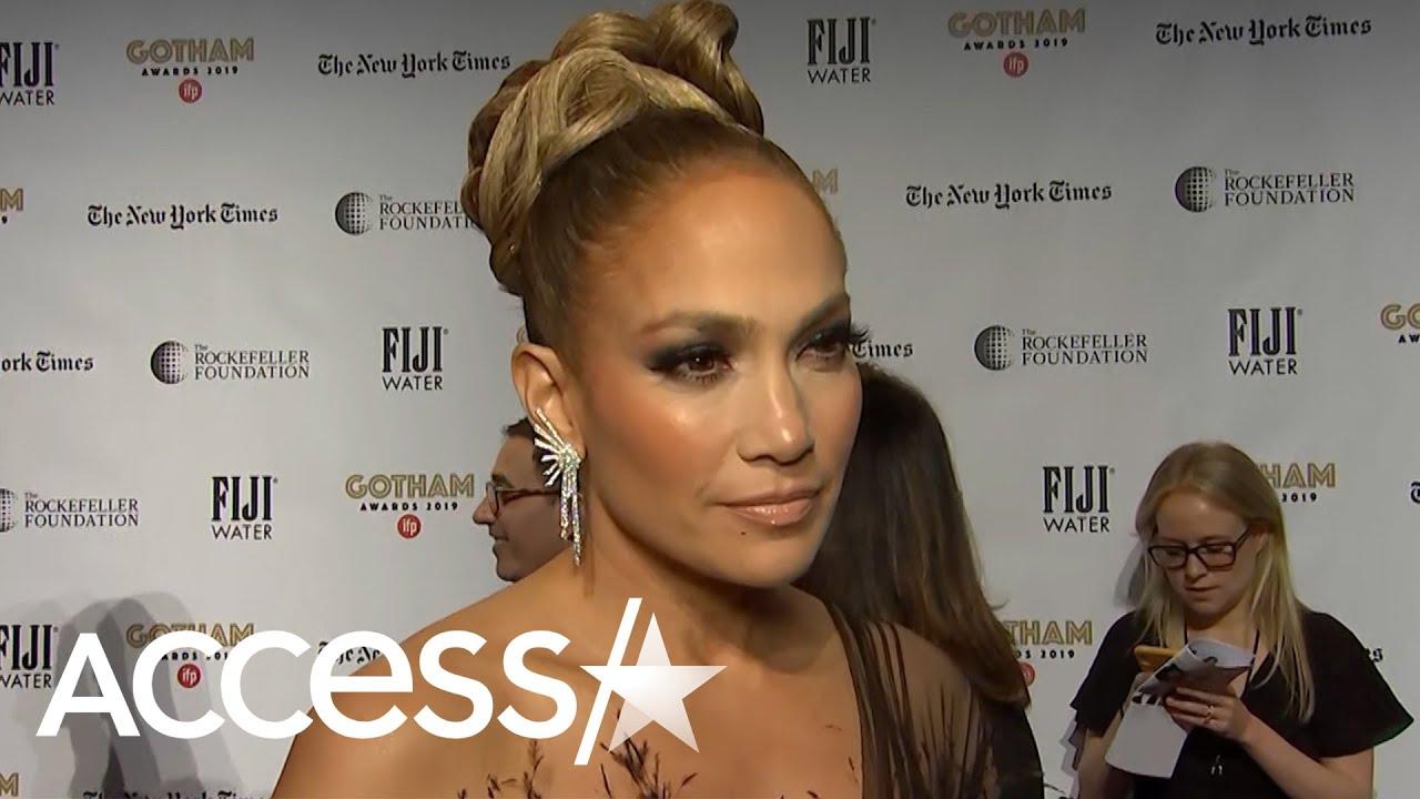 Jennifer Lopez Shares New Life Motto Amid Major Oscar Buzz For 'Hustlers'