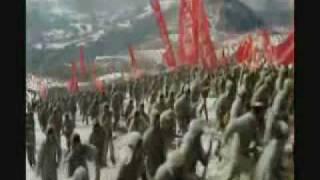 Korean War - Chinese Human Wave