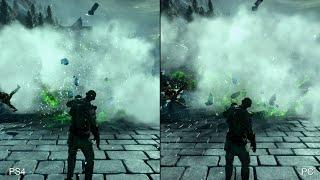 Dragon Age: Inquisition - PS4 vs PC Comparison