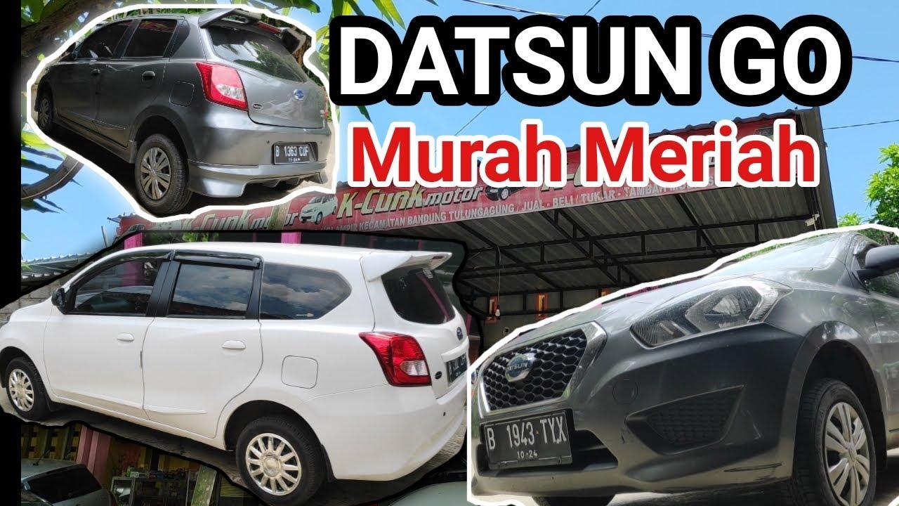 Harga Murah Mobil Bekas Datsun Go K Cunk Motor Terbaru Youtube Mobil Bekas Mobil Motor