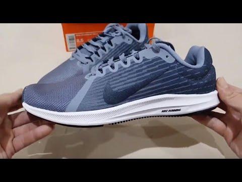 unboxing-nike-downshifter-8-best-road-running-shoes-sepatu-lari-terbaik-(100%-original-asli-&-resmi)