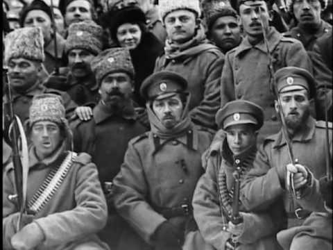 Revolution 1917 - WWI Documentaries