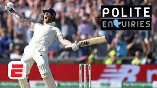 #PoliteEnquiries: What just happened? | 2019 Ashes