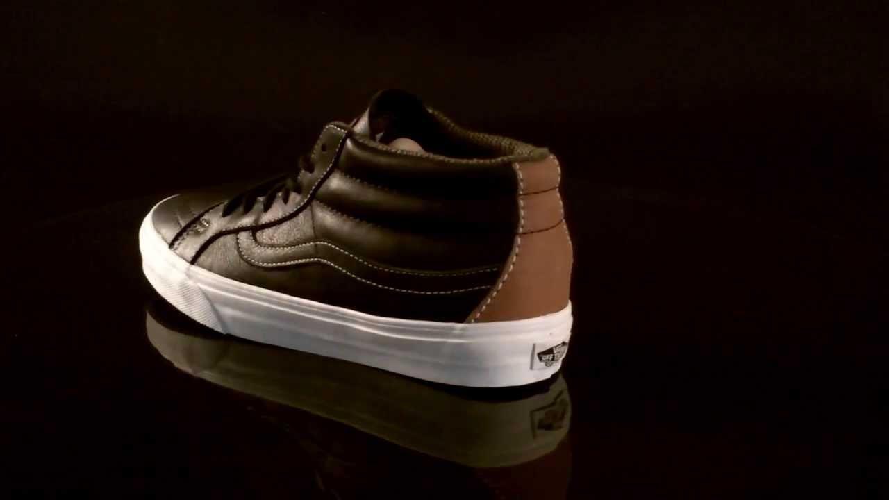 Vans U Sk8 Mid California sneaker