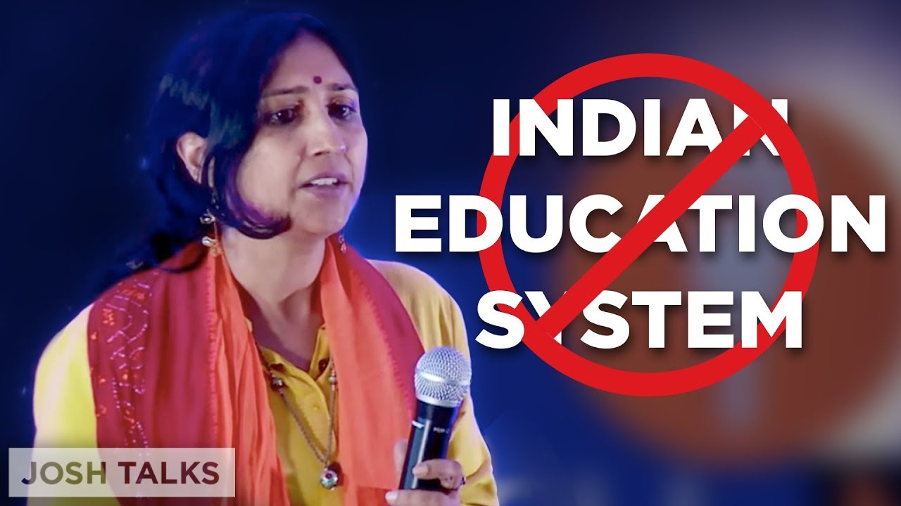 Why I Rejected The Indian Education System | Vidhi Jain (Shikshantar)
